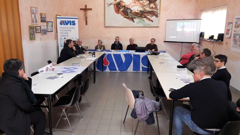 Assemblea soci Avis Francavilla